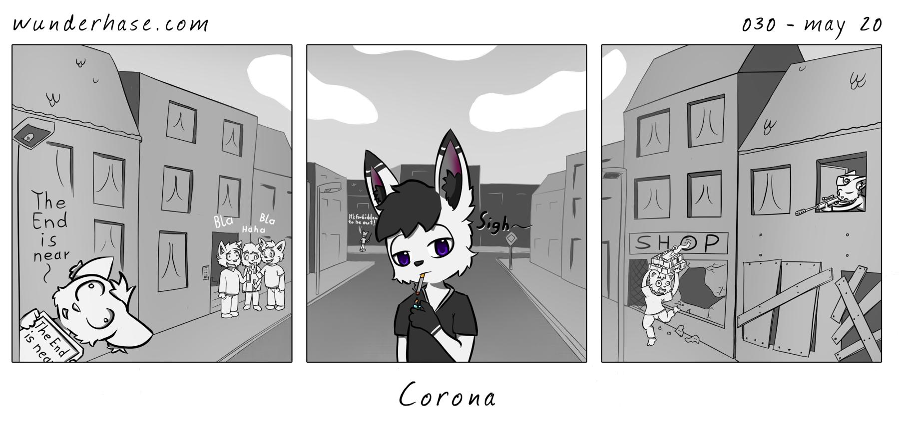 Page 30 – corona madness