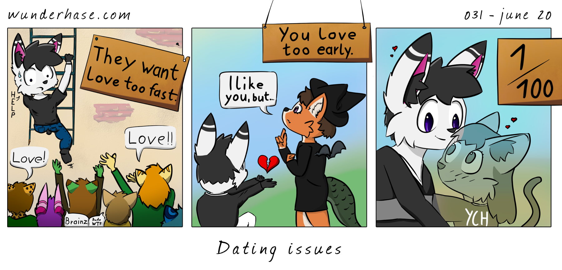 Page 31 – Dating Issues