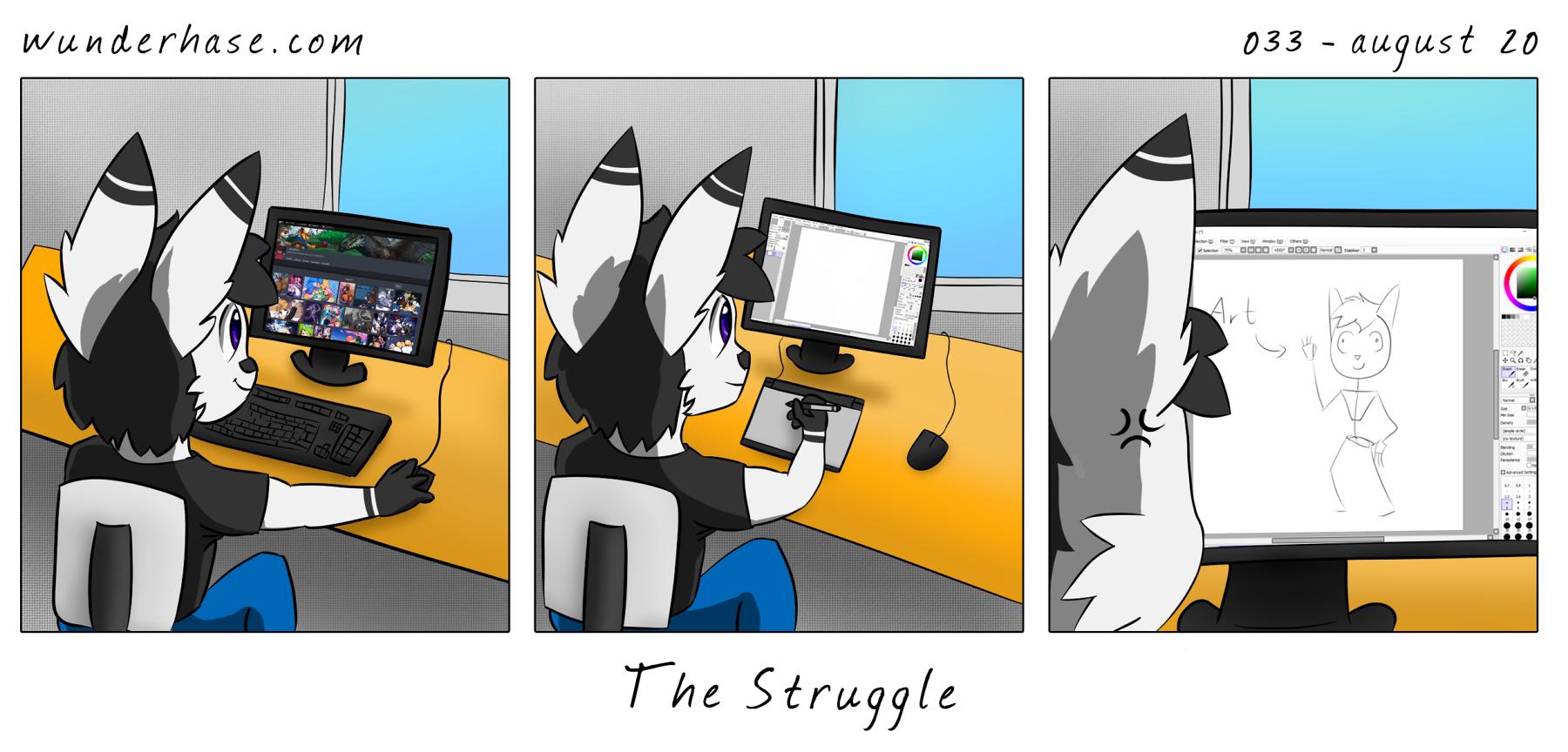 Page 33 – The Struggle