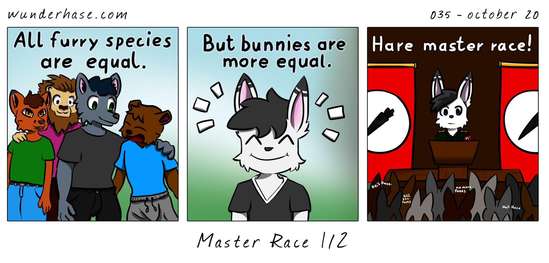 Page 35 – Master Race, Part 1